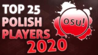 osu! TOP 25 POLISH PLAYERS 2020 [ENG SUBS!!]