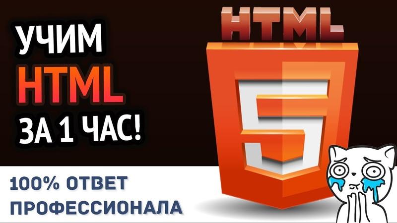 Учим HTML за 1 час От Профессионала HD Remake