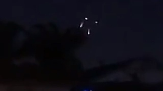 UFOs Sighted Over Redwood City, California ( October 6, 2018 )