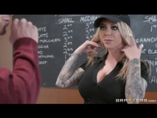 Busting The Barista [Karma Rx] (Milf, Rough Sex, 69, Blowjob, Brazzers)