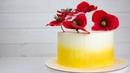 ИДЕЯ ДЕКОРА ТОРТА ВАФЕЛЬНЫМИ ЦВЕТАМИ Розыгрыш для подписчиков Превращаем торт в настоящий шедевр