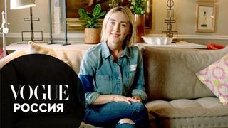 73 вопроса Сирше Ронан   Vogue Россия