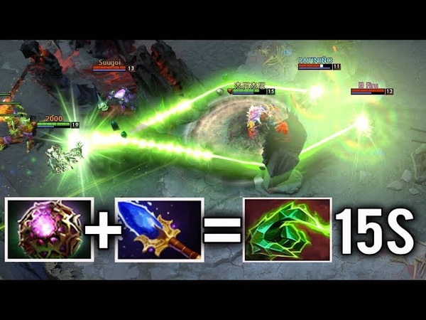 NIGHTMARE OF PAPER Non Stop Finger 15s CD Lion Mid Octarine by 8k Pro Cancer Dota 2