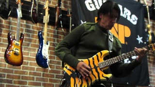 George Lynch Montreal 2013 - Wicked Sensation