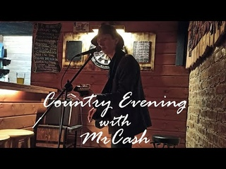 Country Evening with MrCash, Live at Bar BeerCraft, Vladivostok, 2021