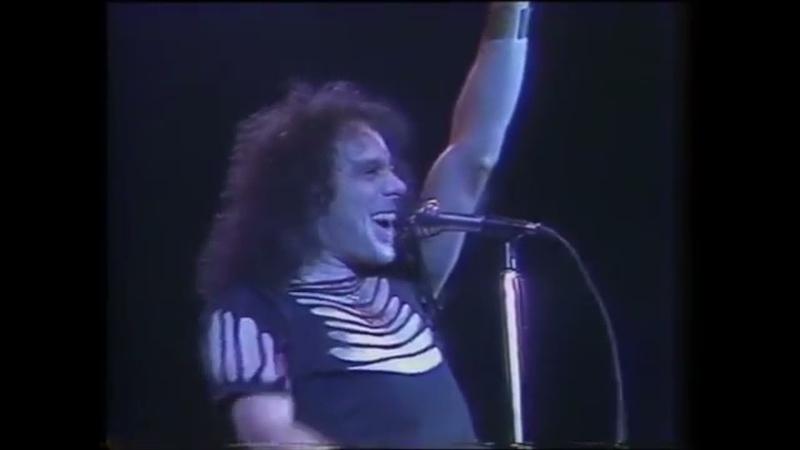 Ronnie James DIO Straight through the heart Live 83