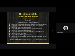 A Tale of Two Constitutions: India and Russia