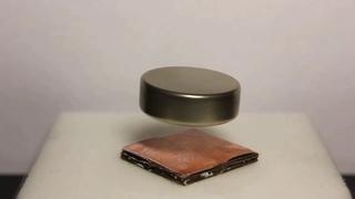 Необычные и интересные эксперименты с магнитами