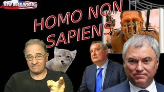 Homo non sapiens | Новости 7-40