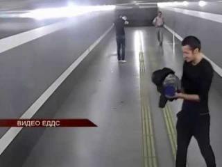 Полиция Краснодара ищет хулиганов!