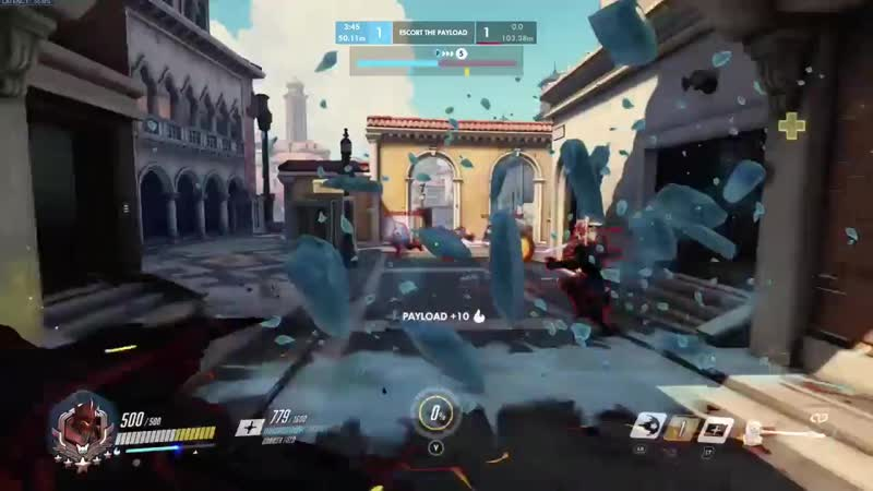 """Now I know why they gave Mei the I'm sorry"""" voice line"""