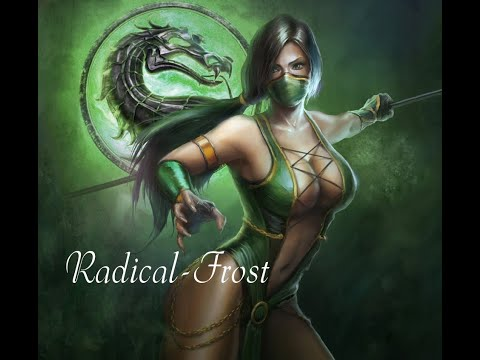 Mortal Kombat 11 самая хитроумная Джейд Radical Frost VS OI man1986