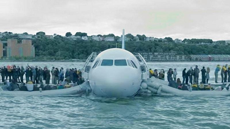 Авиакатастрофы с чудесным спасением людей