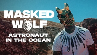 ALEX TERRIBLE - MASKED WOLF - ASTRONAUT IN THE OCEAN COVER (RUSSIAN HATE PROJECT)