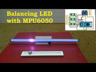 DIY Arduino Balancing Led strip