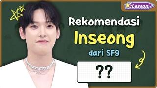 [K-Lesson] Rekomendasi Kata Korea Dari Inseong SF9