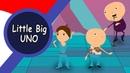 Little Big - Uno, Евровидение 2020 (пародия, анимация) | JekinSan |