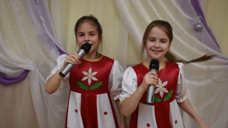"""Областной фольклорный детский праздник """"Рождественские посиделки"""""""