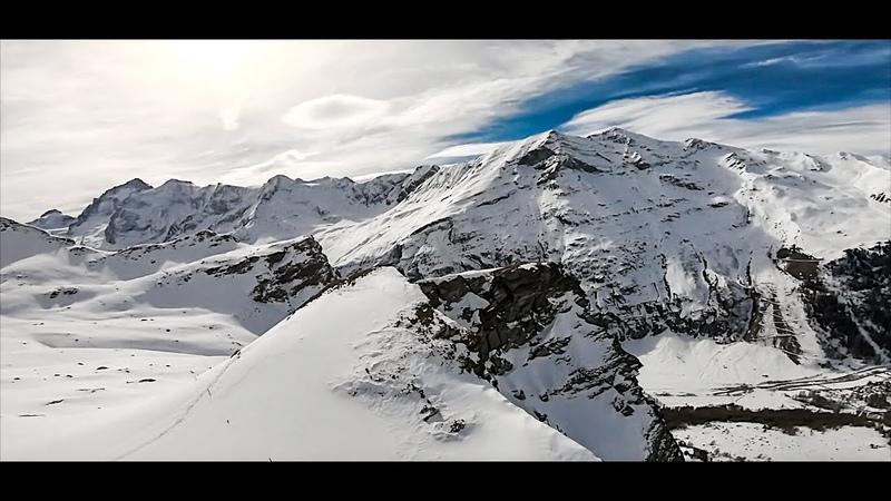 Zinal Swiss Alps Long Range FPV drone Автор bobesh oz