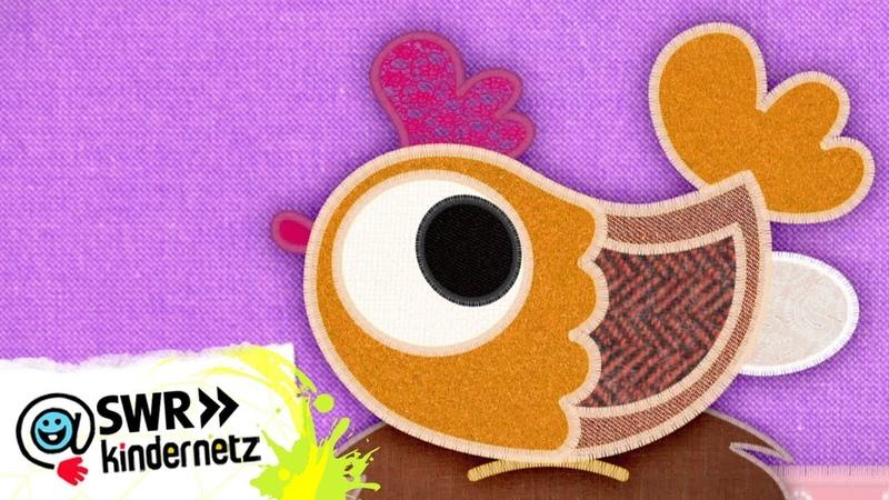Das Huhn hat ein Problem   Trickfilm   Schmusedecke   Ich kenne ein Tier   SWR Kindernetz