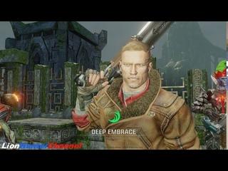 Quake Champions - КОМАНДНЫЙ БОЙ - DEEP EMBRACE [B.J. BLAZKOWICZ]