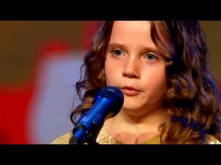 Holland's Got Talent 2013-10-26 Amira Willighagen: O Mio Babbino Caro