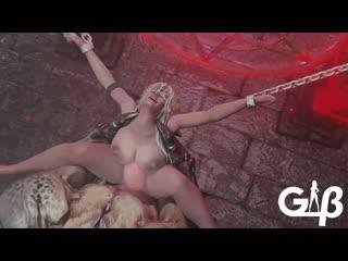 Hell Knight Fire Keeper Doom Dark Souls sex brutal секс брутально longtime