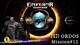 🔥 DUNE 2021 Game Emperor House Ordos Battle for dune Mission 12 Прохождение с BLASTER and NAPALM