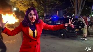 Джокер - опасное марксистское говно. Ксения Собчак.