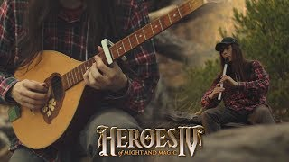 Heroes of Might and Magic IV - Hope (Dirt Theme) - Cover by Dryante