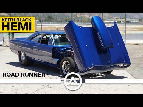 1 200HP All Motor Big Block Hemi Road Runner Pro Street Car