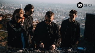 Sub Focus b2b Dimension b2b Culture Shock b2b 1991 - UKF On Air: Bassrush x WORSHIP