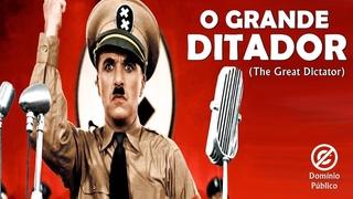 Charlie Chaplin | O Grande Ditador (The Great Dictator) - 1940 - Legendado