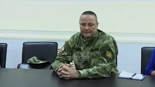 Глава округа Максим Пекарский встретился с победителями конкурса Президентских грантов