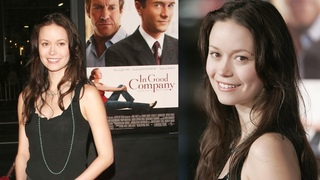 Summer Glau Serenity interview at the 'In Good Company' premiere