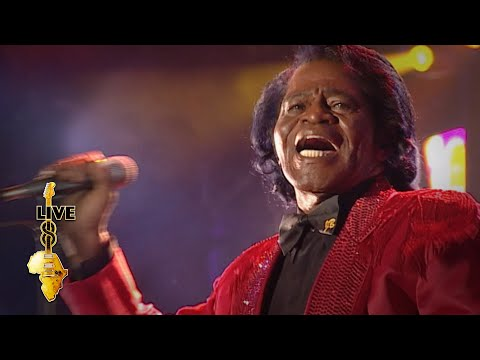 James Brown I Got You I Feel Good Live 8 2005