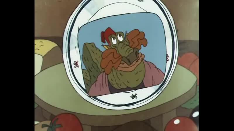 Делай ДОБРО и бросай его в воду М ф Ух ты говорящая рыба 1983