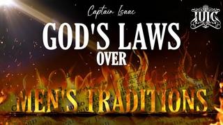 #IUIC | GODS LAW OVER MENS TRADITION || Sierra Leone Radio