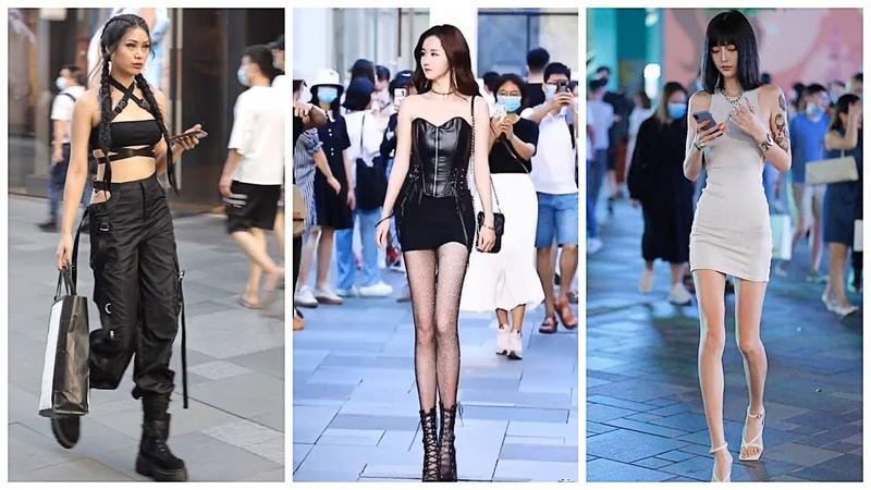 Mejores Street Fashion Tik Tok Thời Trang Đường Phố Trung Quốc 8