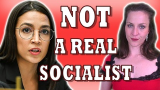 Alexandria Ocasio-Cortez BETRAYS Her Socialist Supporters In SHOCK Interview