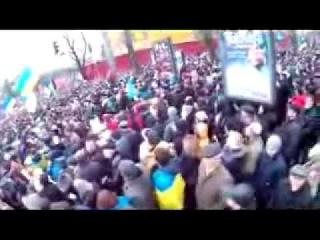 One and half million people + storming of the Presidential Administration of Ukraine