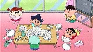 Shin Chan - Tissue Prince - English subs (Japanese version)