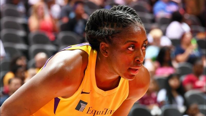 Nneka Ogwumike and Tierra Ruffin-Pratt Highlights vs. Dream