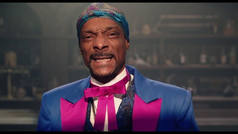 Песня из мультфильма Губка Боб в бегах Танец призраков Ghosts dance Отрывок Snoop Dogg Monsta X