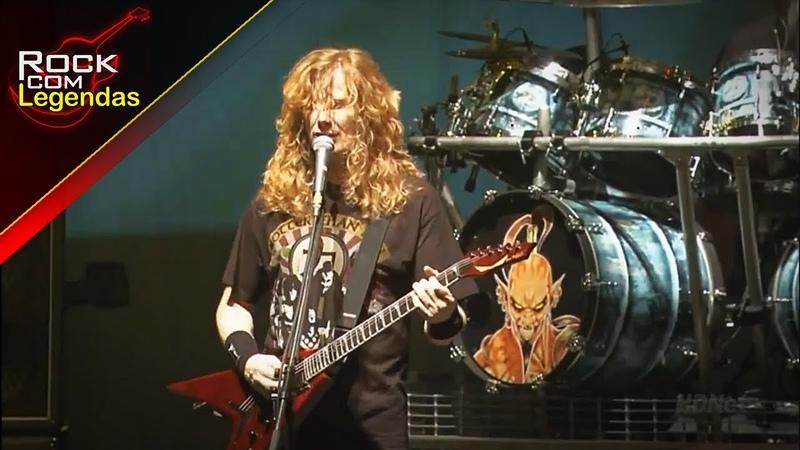 Megadeth Tornado of Souls Legendado Significado da Letra