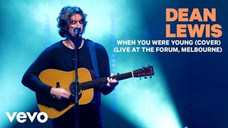 Dean Lewis - When You Were Young (The Killers Cover) (Live At The Forum, Melbourne)