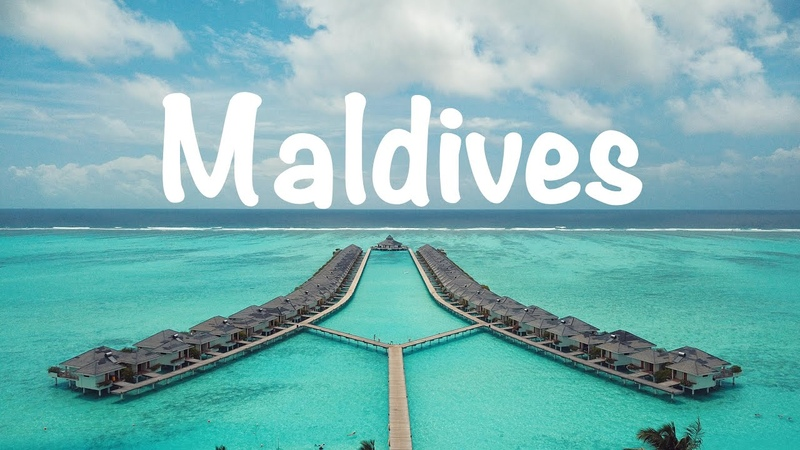 Maldives | Sun Island Resort Spa | Drone 4K