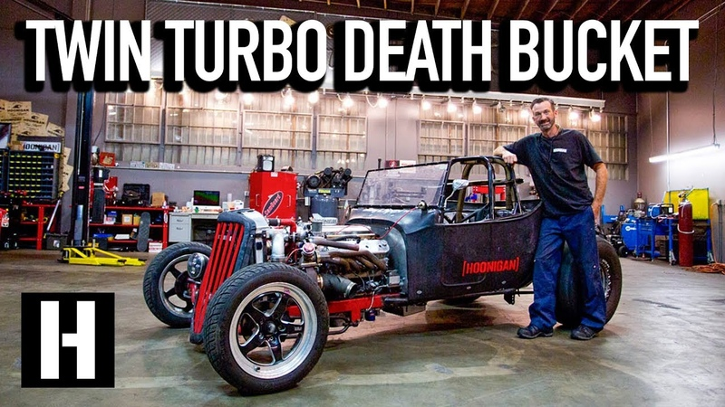 How is This Street Legal Bad Daddy Braddys 1000hp LS T-Bucket