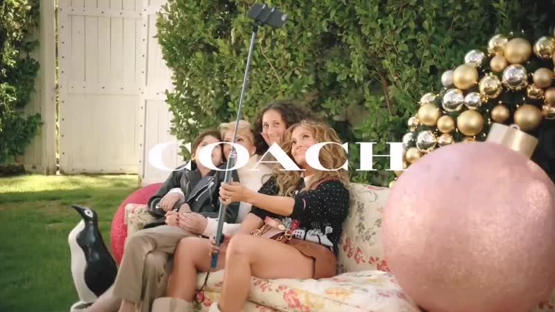 Рекламный ролик бренда Coach