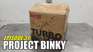 Project Binky - Episode 31 - Austin Mini GT-Four - Turbocharged 4WD Mini